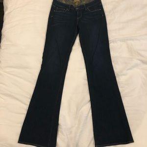 Paige Canyon Boot Jeans Sz 29